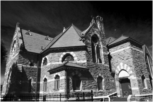 church building architecture christianity newark