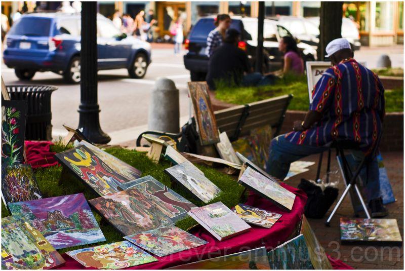 Cambridge MA Harvard-square painter street