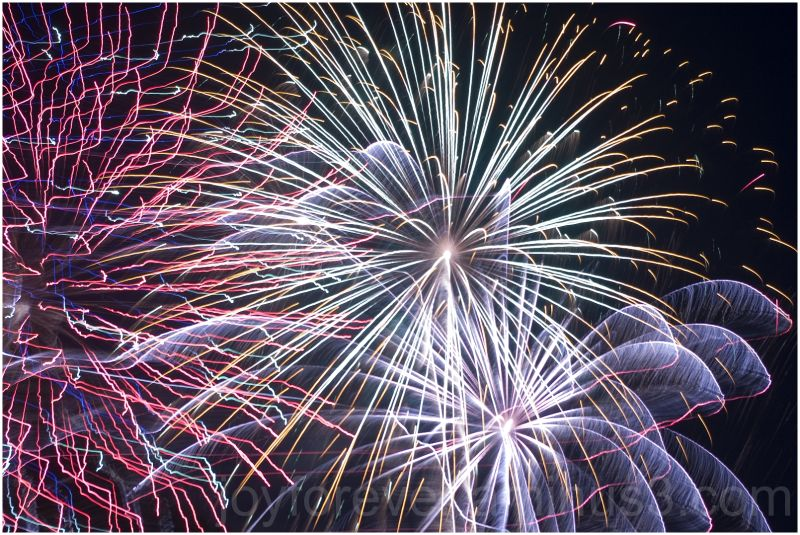 fireworks diwali festival celebration