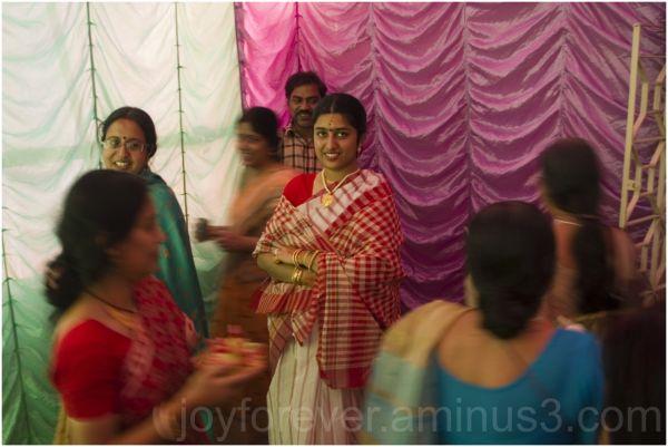 Indian Hindu Bengali Wedding ritual Gaye-Holud