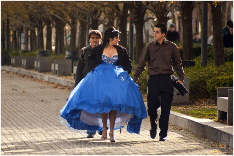 girl woman gown blue photographer photoshoot NJ