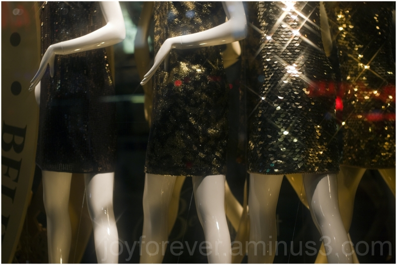 legs mannequins store manhattan fashion dresses