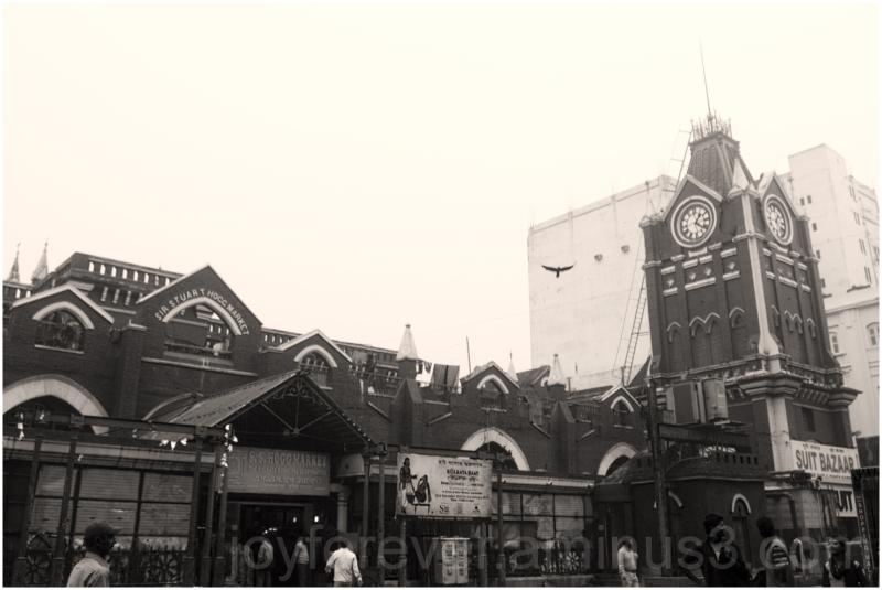 New-Market Hogg-market Kolkata Bengal India
