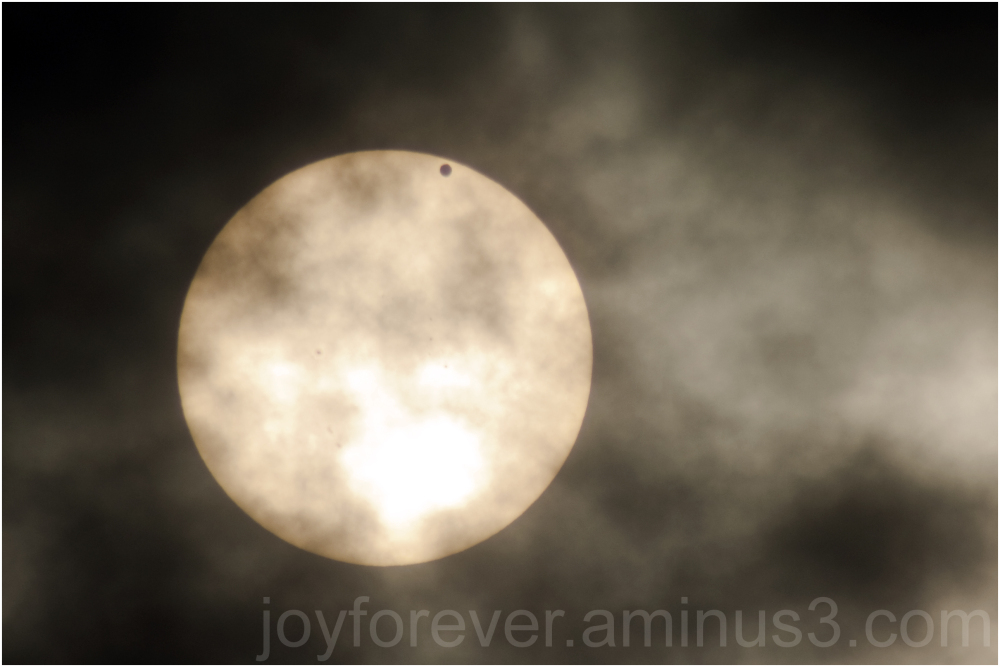 sun venus astronomy clouds transit venus-transit