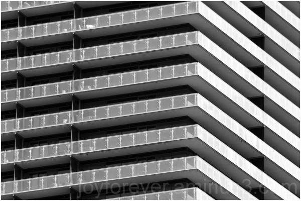 Las-Vegas Aria hotel casino skyscraper abstract