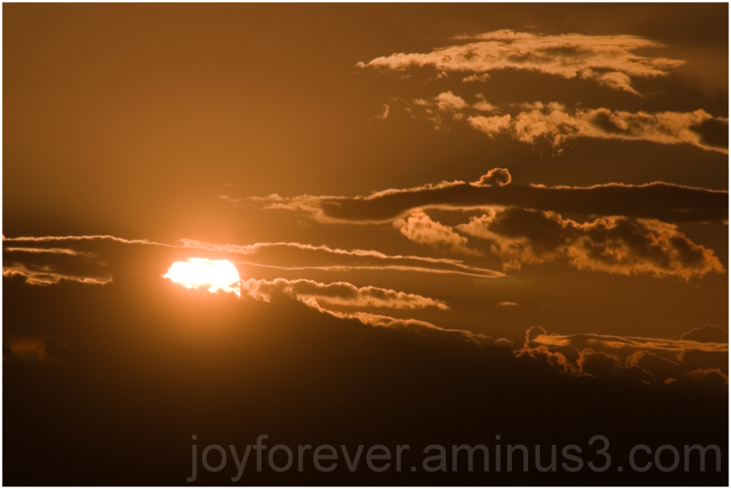 Grand-Canyon Mather-Point sunrise sun cloud AZ