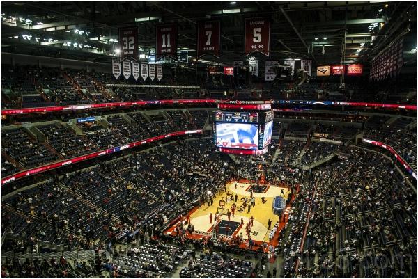 Verizon-center Washington-dc basketball stadium
