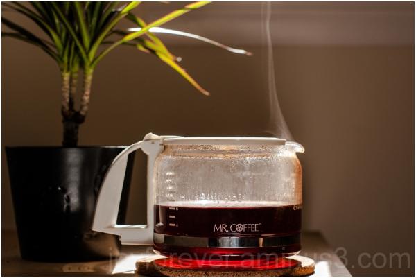 coffee steam still-life beverage hot morning