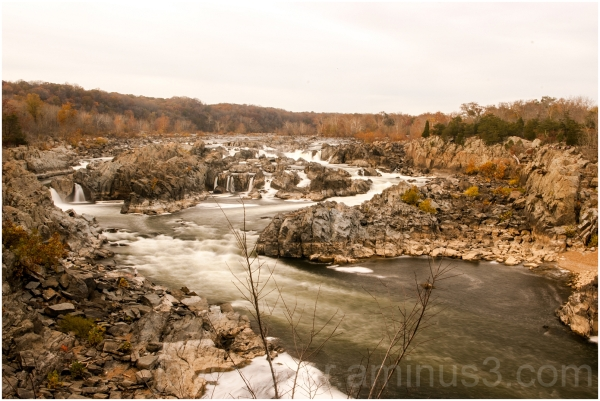 great falls waterfall Fairfax Virginia water river