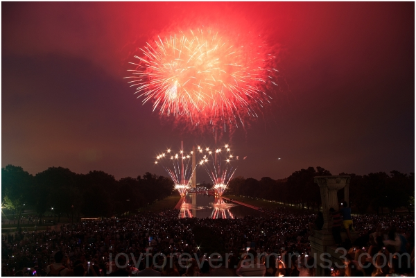 July4th fireworks USA IndependenceDay WashingtonDC