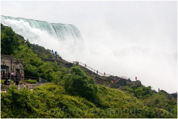 waterfall river Niagara NiagaraFalls NewYork