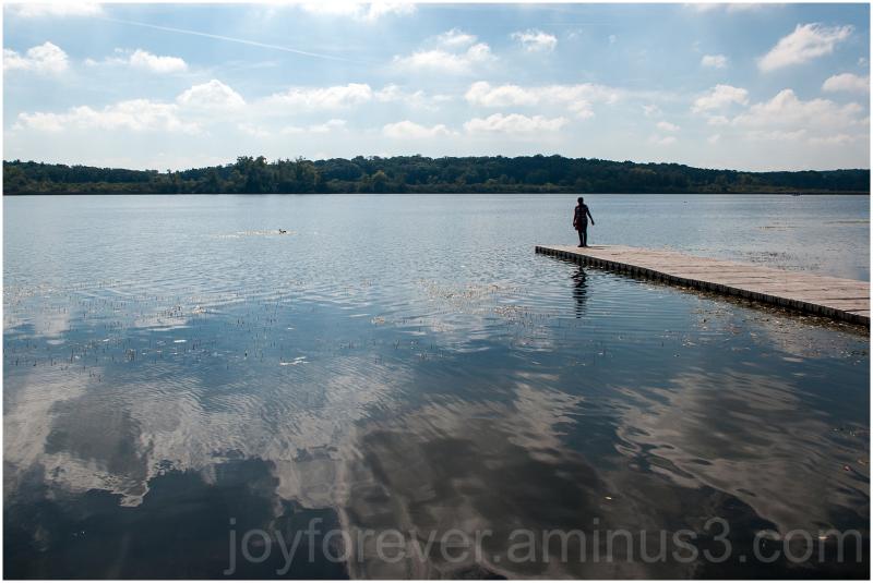Lake Wingra water Madison Wisconsin