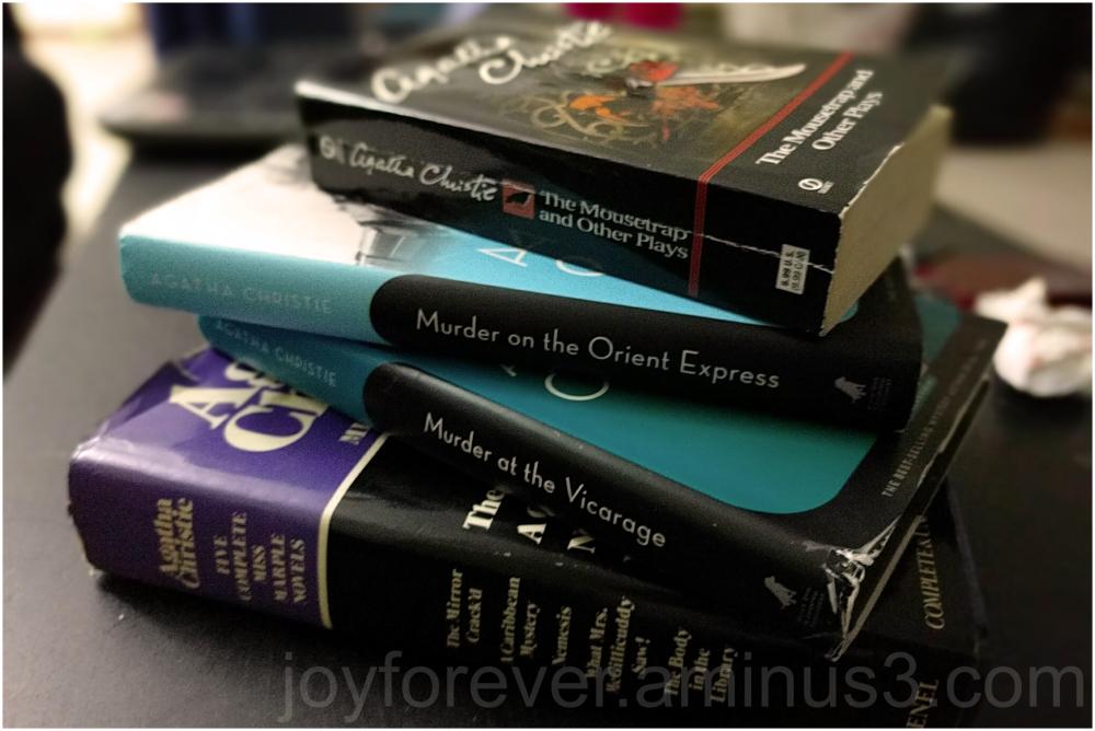 books stilllife agathachristie smartphone nexus5x