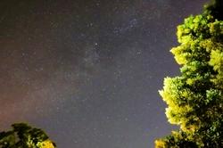 sky night galaxy milky-way astrophotography