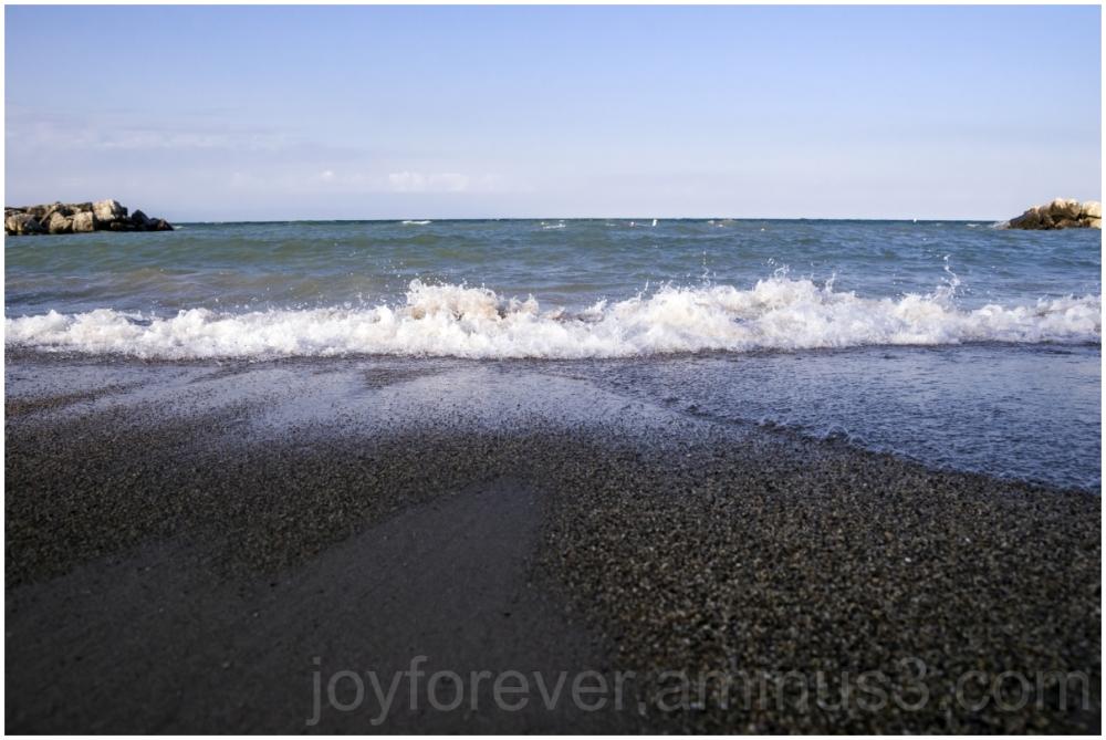 lake michigan wave sand beach