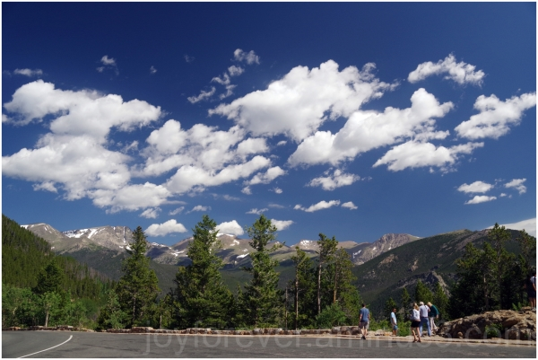 Rocky-Mountains clouds sky mountain polarizer