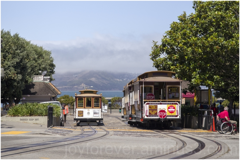 SanFrancisco Street california CableCar