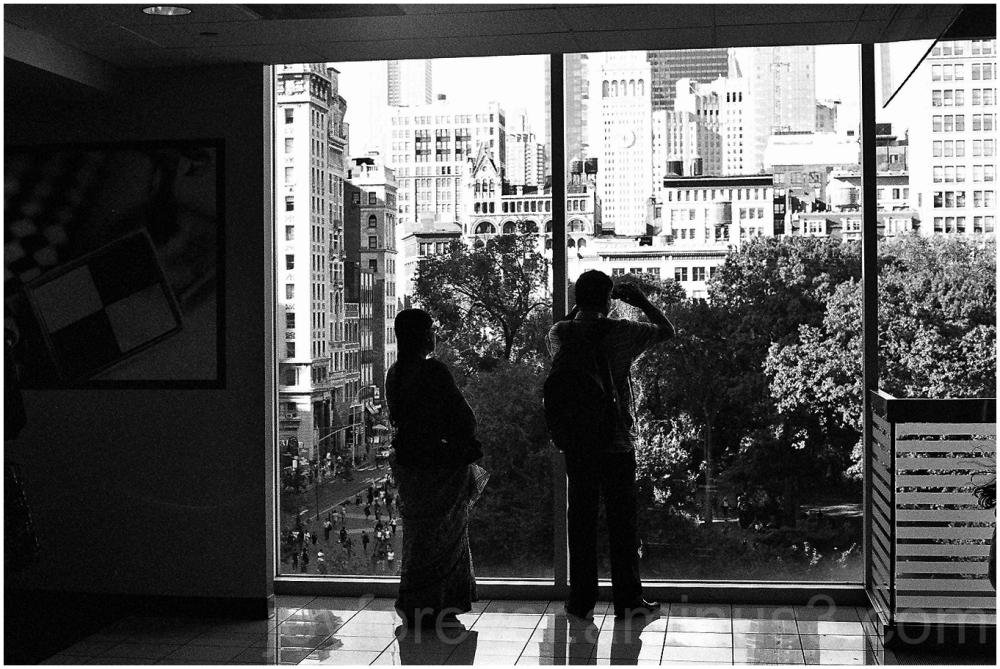 Black&White B&W film Ilford NewYork NYC Manhattan