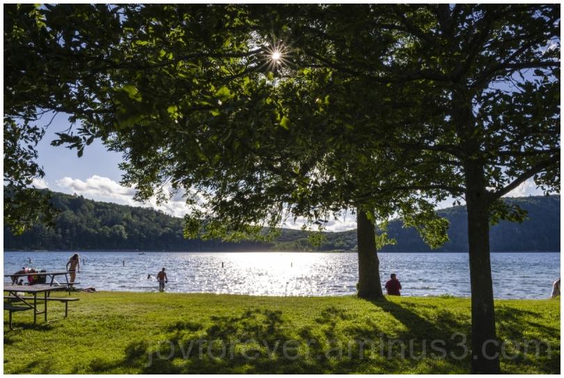 DevilsLake Lake Wisconsin StatePark Park Sun trees