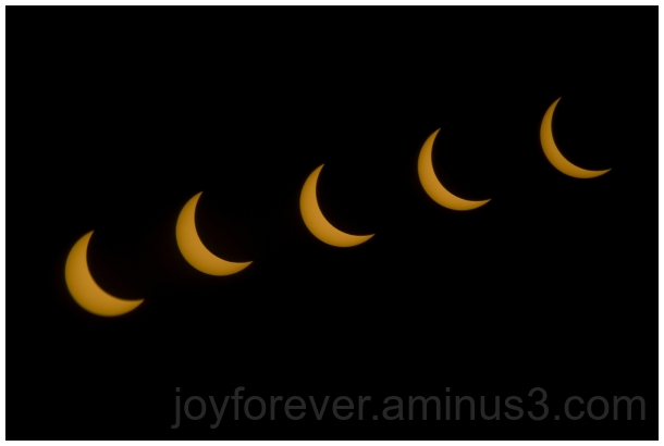 SolarEclipse crescent space sun moon eclipse