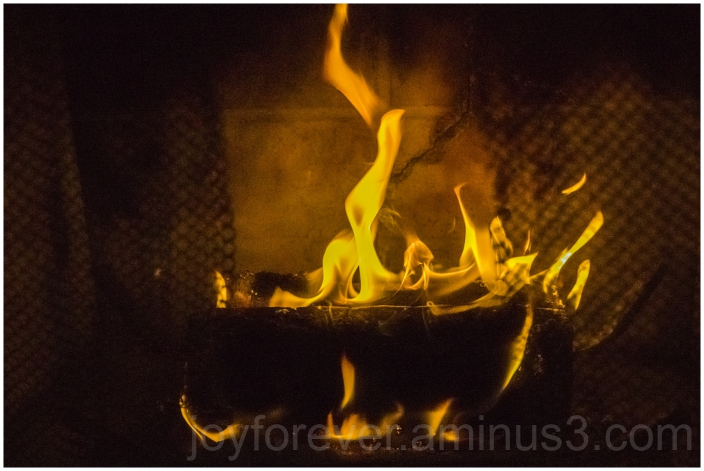 fire fireplace flames heat warmth