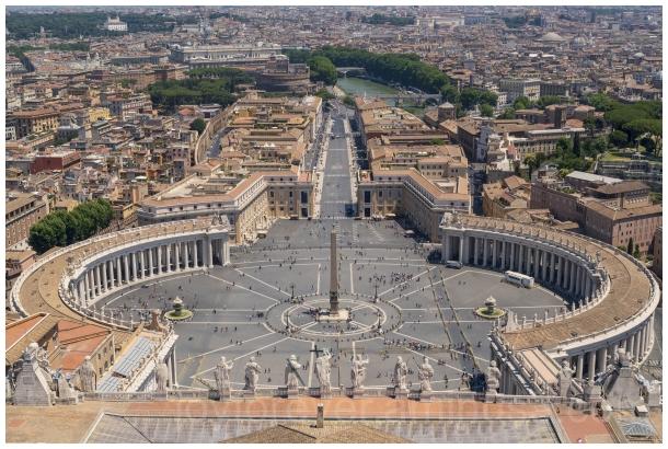 Vatican VaticanCity StPeters Church Basilica Rome