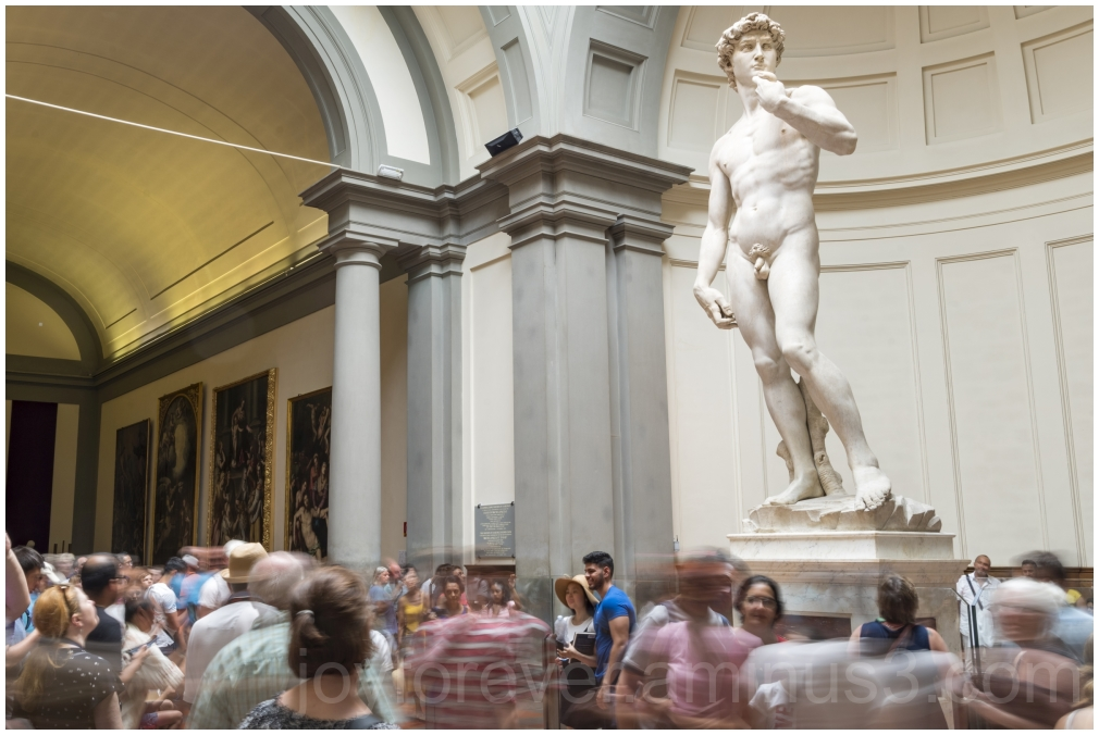 Florence Italy Europe museum Accademia David