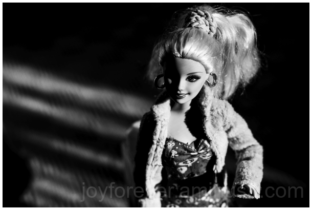 home2020 barbie doll b&w blackandwhite stilllife