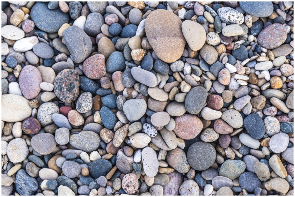 pebbles rocks stones beach lake colorful colourful