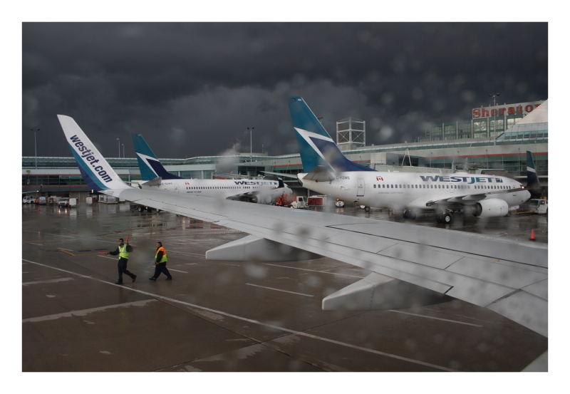 Rain Departure