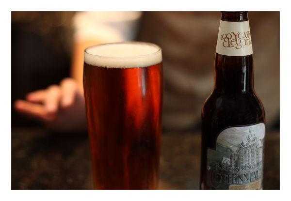 Banff Springs Beer