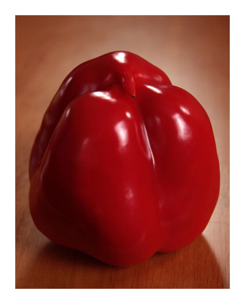 .. red pepper two ..