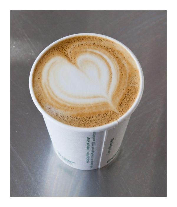 perfect cappuccino ..
