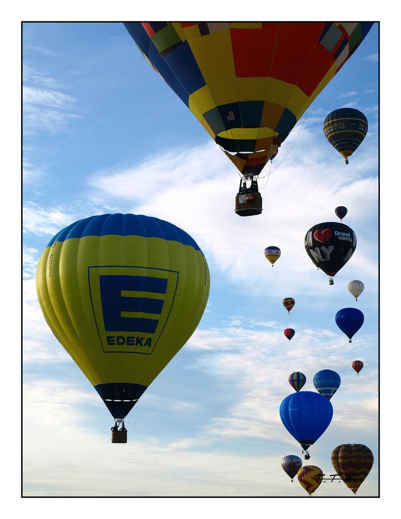 """Mondial Air Ballons"" à Chambley !!!  (3)"