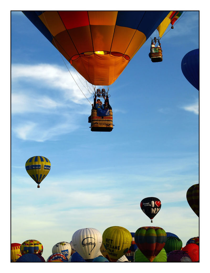 """Mondial Air Ballons"" à Chambley !!!  (4)"