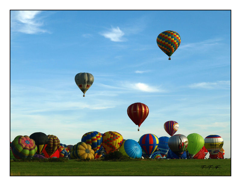 """Mondial Air Ballons"" à Chambley !!!  (7)"