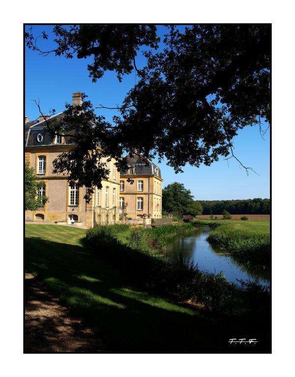 Château de Pange !!!