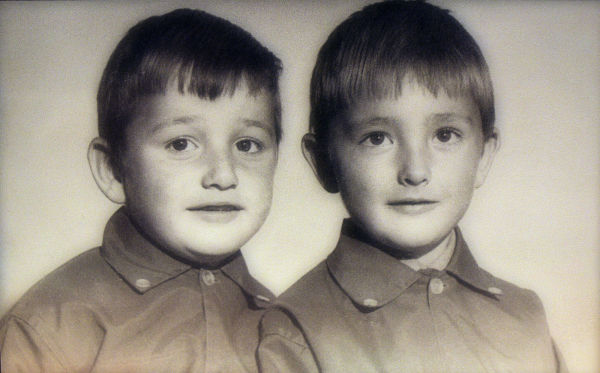 les faux jumeaux !!!