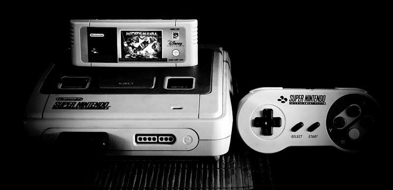 Au bon vieux temps du jeu vidéo !!!