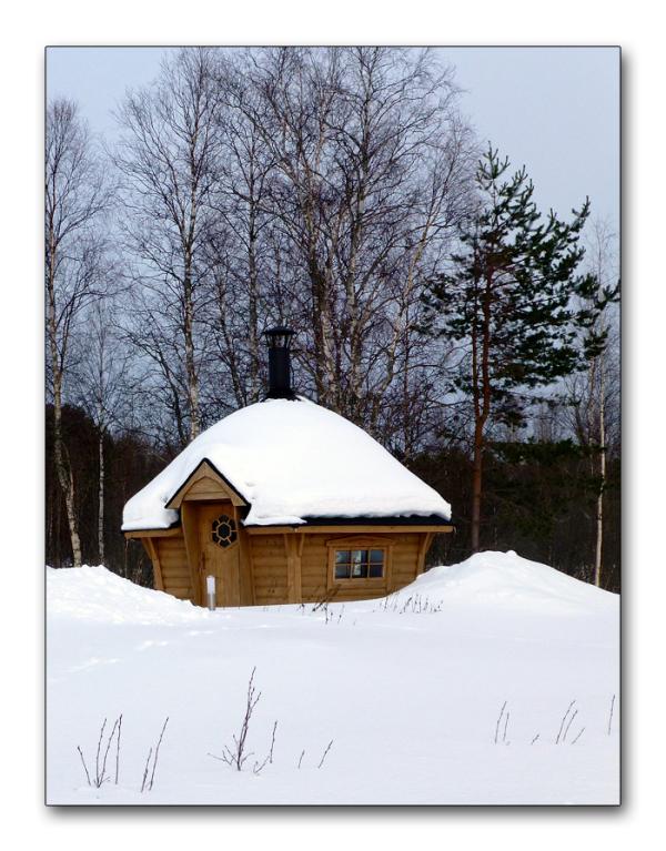 Carte postale Finnoise !!!