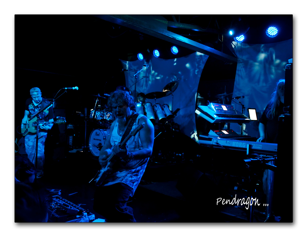 "Pendragon  ""Classic Tour 2013""   (10)"
