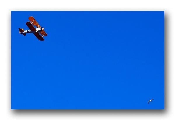 sortie aérienne !!!