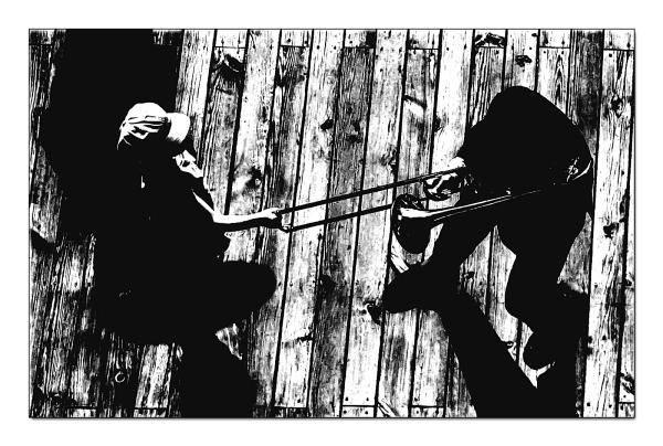 L'agrafeuse de trombone ...