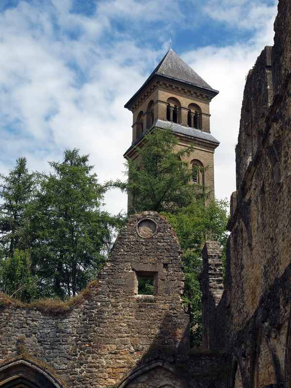 Abbaye d'Orval ...