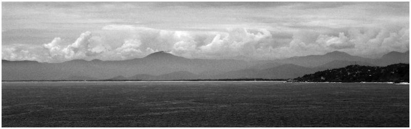 Guerrero coastline near Acapulco