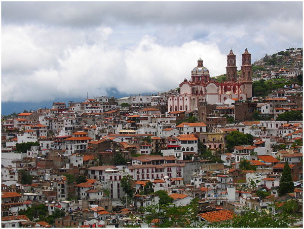 Taxco in Summer