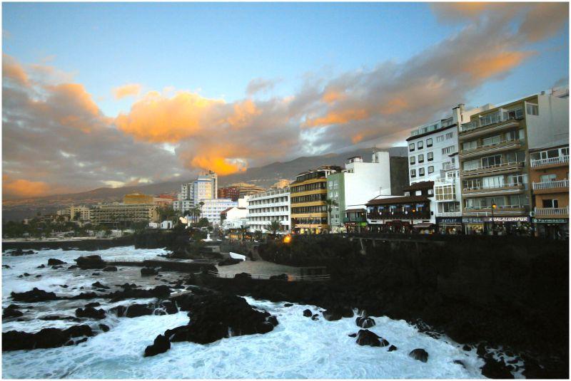 Puerto de la Cruz Tenerife