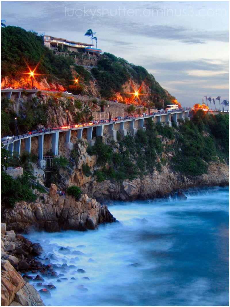 Acapulco at Dusk