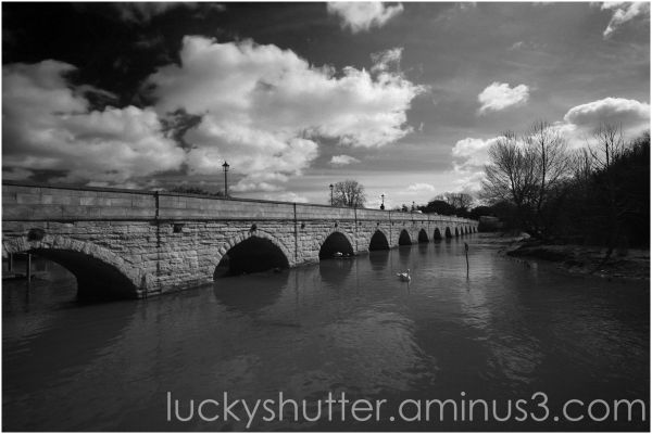 Stratford upon Avon Bridge