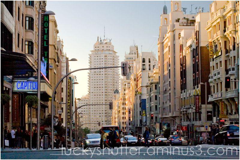 Calle Gran Via
